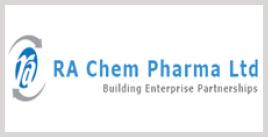 RA chem pharma ltd logo