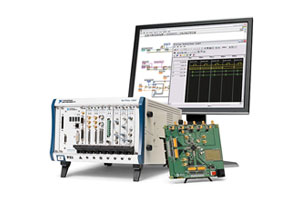 PXI Systems Data Acquisition
