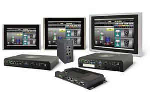 Industrial BOX, Panel & Rack PC's Data Acquisition